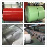 Al-Zn de qualité enduisant 30/50/70/100 G/M2 PPGL dans la bobine