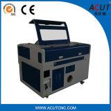 Jinan Acut 6090 CNC 60With80With100With130W Laser-Ausschnitt-Maschine mit hoher Präzision