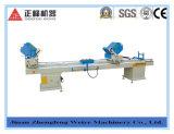 PVCおよびアルミニウムプロフィールの切断および処理機械