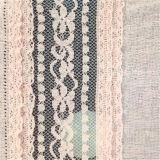 Merletto di nylon elastico del Crochet di vendita calda 2016