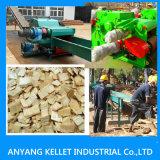 Shredders de madeira para centrais energéticas