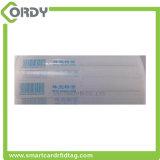 RFID Waterproof a etiqueta da jóia da freqüência ultraelevada H3 ISO18000-6C de PVC/PET