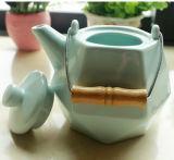 600ml Calssicalの陶磁器の茶鍋のプライム記号の品質