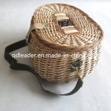 Корзины Creel вербы рыболовства Wicker в популярном
