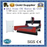 Ql-1325 Stone CNC rout Low Price Stone Cutting