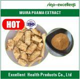 Polvo natural del extracto de Muira Puama