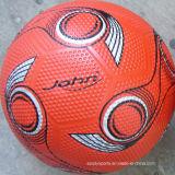 Personnaliser votre propre football en caoutchouc de bonne qualité