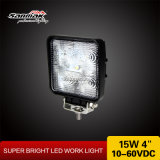 4'' Todo Terreno 15W Auto LED Light Work (SM6151)