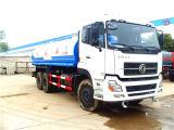 최신 판매 15000 리터 Dongfeng 물 탱크 트럭