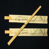 Precio de fábrica palillos de bambú del sushi en las mangas de granel o de papel