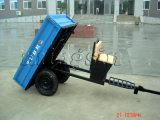 Mini Aanhangwagen voor Uitloper Model7c-0.5t