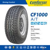 冬のタイヤ、雪車のタイヤ、SUV車のタイヤ、泥のタイヤ