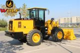 3ton重い装置の販売のための中国の車輪のローダー