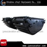 Hydraulic Spud Pile Jyae-295를 가진 습지 Excavator