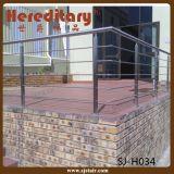 Рельсовая система кабеля нержавеющей стали для балкона и палубы (SJ-S062)