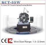 KCT-0535WZ Ressort Souple de Commande Numérique par Ordinateur de 5 Axes Tournant Formant la Machine