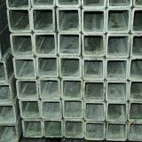 熱浸された電流を通された正方形鋼管