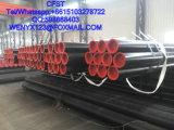 Tubo de acero soldado carbón 323.8mmx6.4m m del tubo de acero ERW de Hebei Changfeng