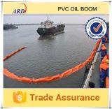 강한 Oleostasis 속성 연료 폭등 기름 유출 억제 붐