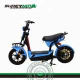 Motocicleta elétrica dos pneus sem câmara de ar