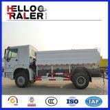 4*2 HOWO 연료 유조 트럭 15000L 유조선 트럭