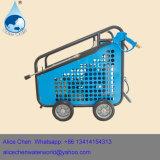 Le nettoyeur à haute pression enlèvent la rouille sans machine abrasive