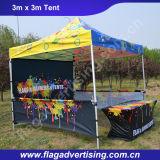 Resistente ao vento e poliéster portátil dobrando Pop up Beach Tent
