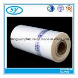 PET Plastikerzeugnis-gute Qualitätsflacher Beutel mit Drucken