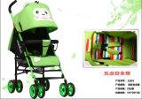Baby-Spaziergänger, Baby-Buggy, Kinderwagen, Spaziergänger
