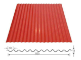 Rolo ondulado mais barato da folha que dá forma à máquina para a telhadura