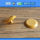Revêtements de sol en caoutchouc Indicateurs tactiles de guidage Carreaux de briques aveugles
