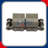 Correntes de borracha do rolo de NBR (aplicadas na linha do transporte do fabricante da madeira compensada)