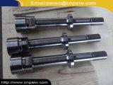 Legierter Stahl-materielles heißes Schmieden CNC-maschinell bearbeitengewinde Rod verwendet für Gerät