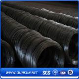 Alambre destemplado negro suave de la calidad (fábrica)