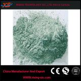 Polvo refractario verde del carburo de silicio de la fuente
