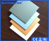4mmの厚さの装飾材料のアルミニウム合成のパネル