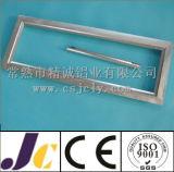 Het geborstelde het Anodiseren Profiel van de Uitdrijving van het Aluminium met 6000 Reeksen (jc-p-10037)