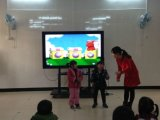 65 pollici Mutil Touch LED Monitor per Education