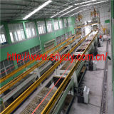 Tianyi Fire Resistant Door Core Machine MGO Board Fireproof Material