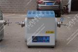 Horno de sinterización del vacío de 1600 temperaturas altas, horno eléctrico del tubo