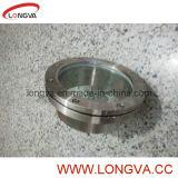 ステンレス鋼の溶接フランジのサイトグラス