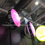 vacío al aire libre de la luz LED que forma aspirando el rectángulo ligero del LED