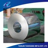 Bobine mate de centre de détection et de contrôle de qualité commerciale de lustre de matériau de construction