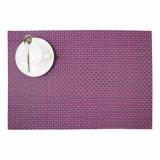 8X8 materia textil colorida Placemat para el hogar y el restaurante