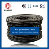 cable de LAN de 24AWG Cu/CCA UTP Cat5 del precio del contador