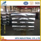Tuile de toit en acier galvanisée pour des matériaux de toiture