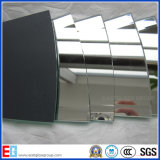 Miroir argenté de /Aluminum/Color/Bathroom/Decorative