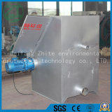 Tipo separador líquido contínuo da tela diagonal, equipamento de processamento dedicado estrume das bolhas