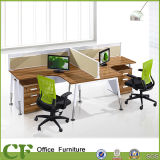 Chipboardのオフィス用家具表のキュービクルワークステーション区分