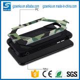 Caisse de téléphone d'automne de support déformable de configuration de camouflage anti pour la note 3 de Redmi